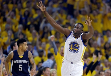 Warriors roll past Grizzlies 101-86 in Game 1 of West semis-Image1