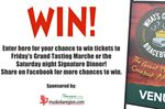 Win tickets to What's Cooking Bracebridge!