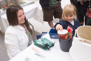 Oakville Conserves Energy Fair and Oakvillegreen annual garage sale