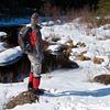 Winter hiking in Muskoka