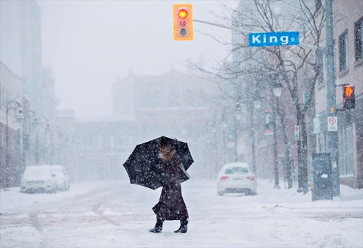 Winter Storm Southern Ontario: Winter Storm Settles Into Southern Ontario