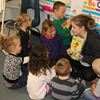 Meaford high schoolers held younger students learn to read