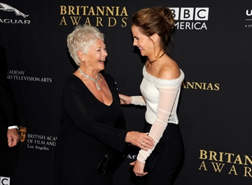 Downey, Watson, Dench honoured by British Academy-Image1