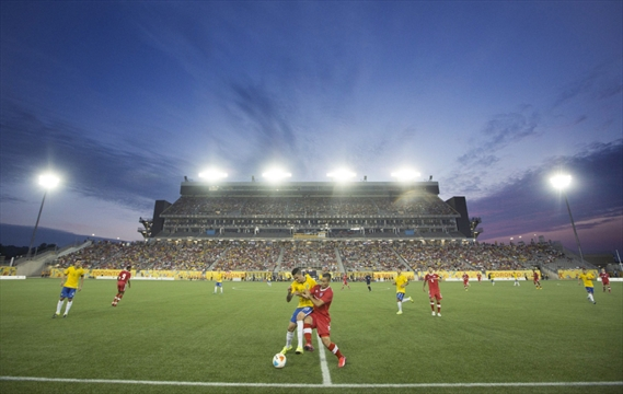 Photo of Pan Am Soccer Games
