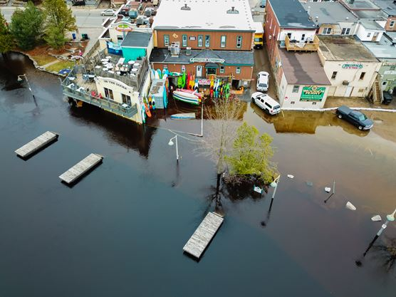 Parry Sound, Muskoka water levels remain high and still ...