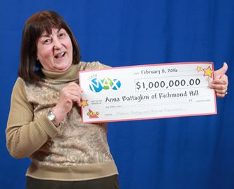 Millionaire grandmom