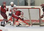Crothers Takes on Stouffville in Boys Hockey Action
