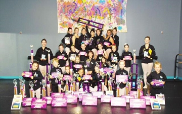 Farrah Dance Works brings home national crown from Atlantic City– Image 1