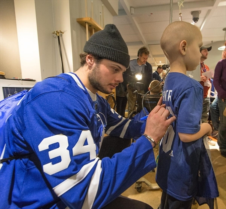 Thrifty Car Sales >> Auston Matthews shoots to thrill in the NHL | StCatharinesStandard.ca