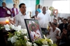 Thousands attend Oscar Taveras' Dominican burial-Image1
