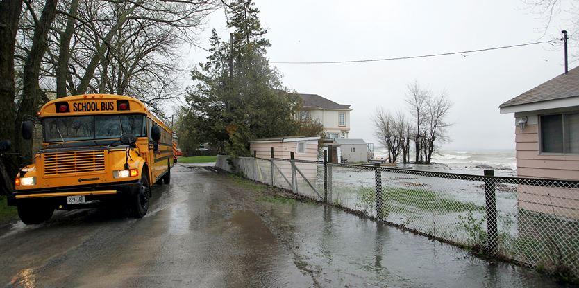 School Bus Cancellations: Durham Catholic District School Board Cancels School Bus