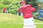 Lee-Bentham tees off