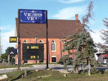 The Vicar's Vice
