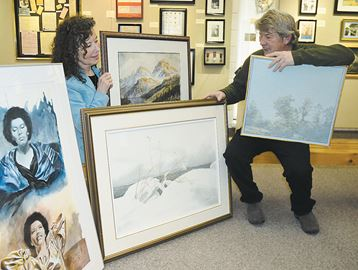 Gallery hosts presentation on Permanent Collection