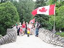 Canada Day at Webster's Falls 2015