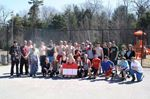 Ball hockey fundraiser for NOFCC