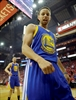 Curry to have MRI Monday on his sprained his right knee.-Image2