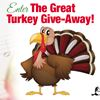 Great Turkey Give-away