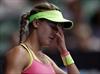 CP NewsAlert: Bouchard out at Australian Open-Image1