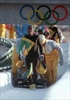 Jamaican bobsled helmet doesn't sell at auction-Image1