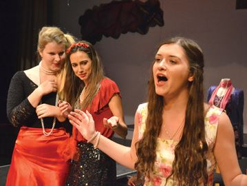 Jean Vanier students bring The West Side to Collingwood stage