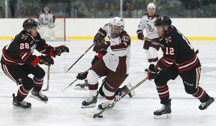 Peterborough Petes wrap pre-season with first game at new Cavan arena