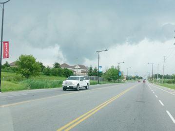 Keswick tornado?