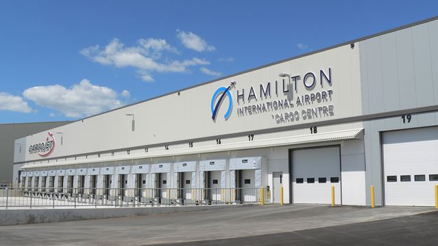 Air Cargo Logistics Facility at Hamilton International Airport