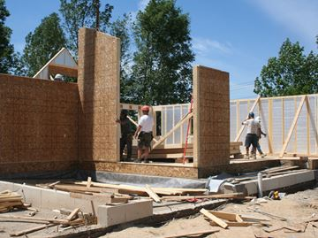 Meaford building numbers rise in July/August