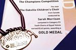 Oakville Children's Choir is golden at world games
