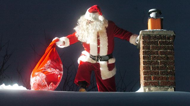 Several Santa Sightings Reported Mississauga Com