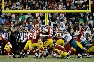 Eagles near elimination, fall 27-24 to Redskins-Image1