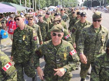 Perth soldier retraces Canadian liberators steps