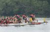 Dragonboats Cruise at Seneca College in King