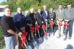 City breaks ground on Orillia's recreation facility