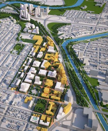 University of Ottawa master plan puts campus vision on display