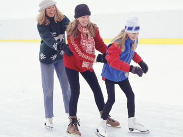 outdoor rink plan approved