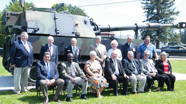 Howitzer in Kemptville