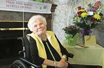 100th birthday cause for celebration at Midland seniors home