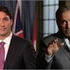 Justin Trudeau & Tom Mulcair praise taunted reporter