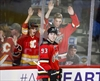 Flames' Sam Bennett finds his footing-Image1