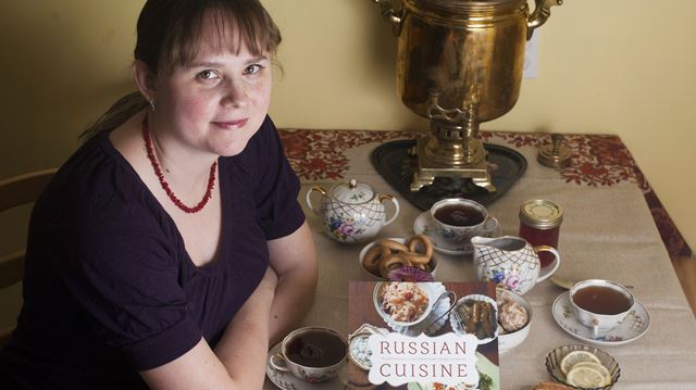 Milton woman pens Russian cuisine cookbook based on her love of cooking