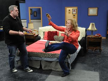Oakville's West End Studio Theatre stages Cheaters until Sunday