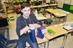 Spelling Bee students brush up on words