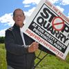 Blue Mountains residents opposed to gravel pit expansion