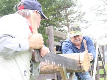 Birds and beasts at Clearview Township's Small Halls Festival