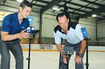 On-ice testing becoming new benchmark in Barrie