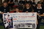 Wasaga students recognized by Terry Fox Foundation