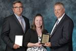Flamborough Review reporter, ad rep recognized at OCNA awards gala