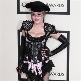 Madonna has whiplash after BRIT Awards fall-Image1